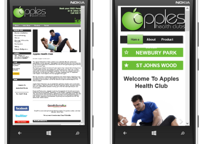 Apples Health Clubs