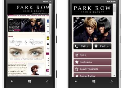 Park Row Hair and Beauty