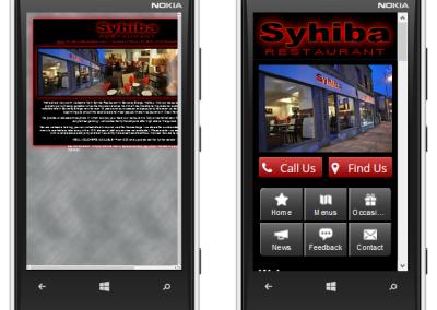 Syhiba Restaurant
