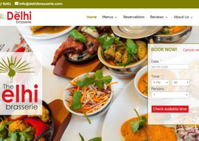 Delhi Brasserie London